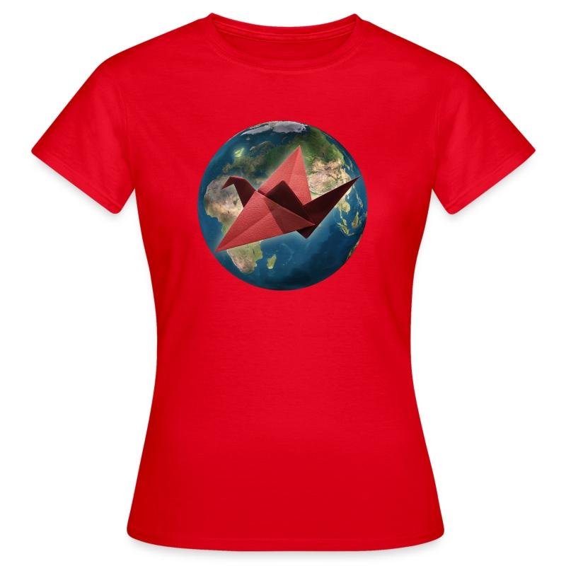 Womens Mother Earth T Shirt - Women's T-Shirt