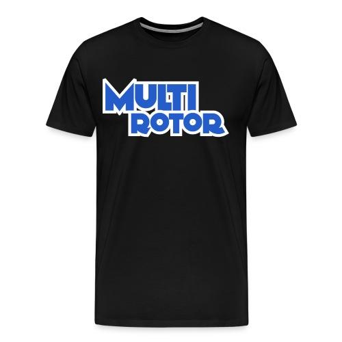 Multirotor - Men's Premium T-Shirt