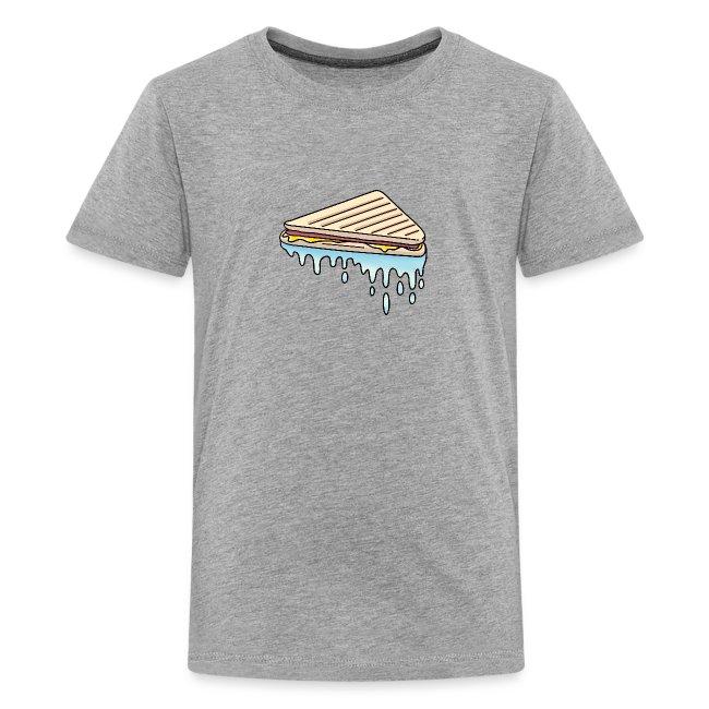 Natte Tosti tienershirt premium
