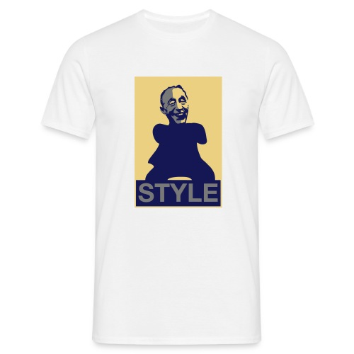 Marcelo Style - Men's T-Shirt