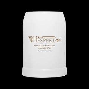 HESPERIA - Beer Mug (LOGO 2017) - Beer Mug