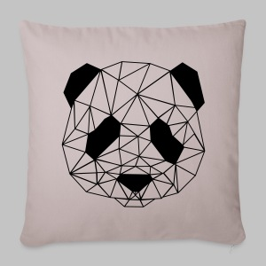 Housse coussin Art Panda - Sofa pillow cover 44 x 44 cm