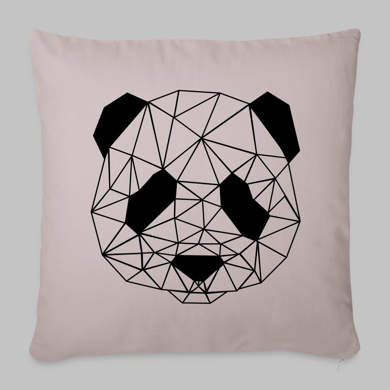 Housse coussin Art Panda - Sofa pillow cover 44 x 44 cm