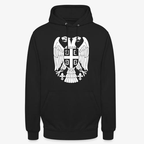 Serbia Hoodie /Belgrade - Unisex Hoodie