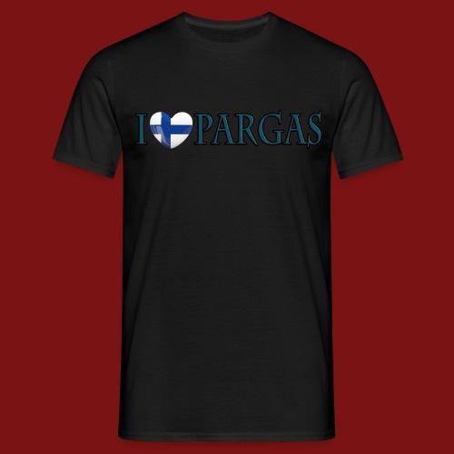 I Hjärta Pargas T-Shirt  - T-shirt herr