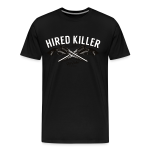 Hired Killer - T-shirt Premium Homme