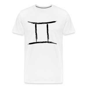 Gemini shirt - T-shirt Premium Homme