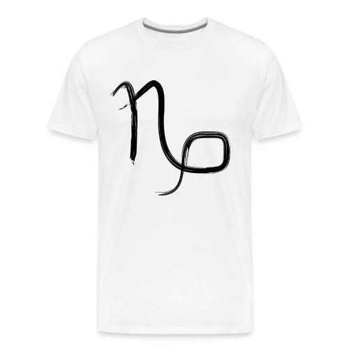 Capricorn shirt - T-shirt Premium Homme