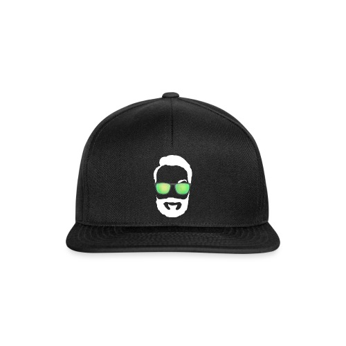 The Hawk || Face - Snapback Cap