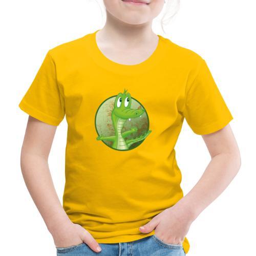 Kroko - Kinder Premium T-Shirt - Kinder Premium T-Shirt