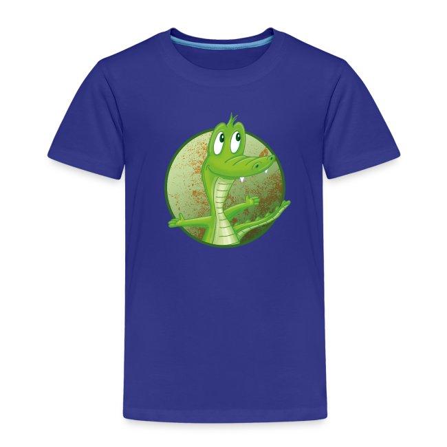 Kroko - Kinder Premium T-Shirt