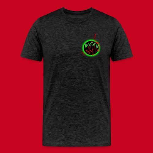 Weed Monkeys T-Shirt - Men's Premium T-Shirt