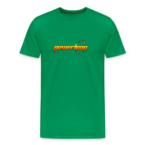 Powerloop - Men's Premium T-Shirt