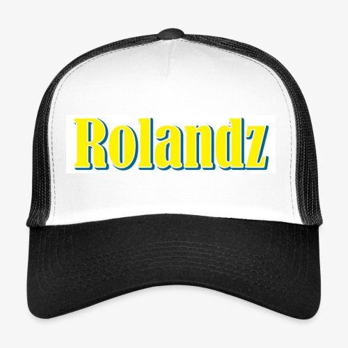 Keps Rolandz - Trucker Cap