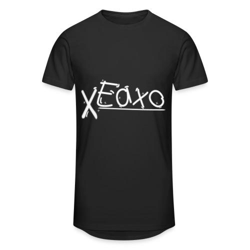 Oversize T-Shirt XEaxo FAN SHIRT - Männer Urban Longshirt