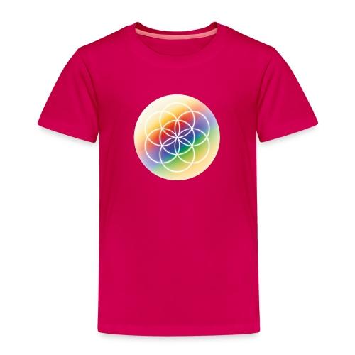 Saat des Lebens - Seelenlicht Orakel - Kinder Premium T-Shirt