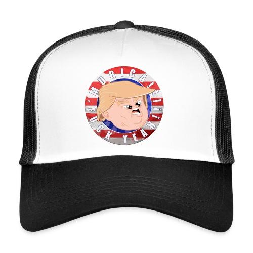 Trump/Murica - Trucker Cap - Trucker Cap