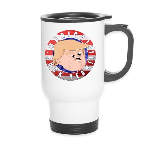 Trump/Murica - Mug thermos - Mug thermos