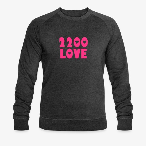 2200 LOVE - Men's Organic Sweatshirt by Stanley & Stella