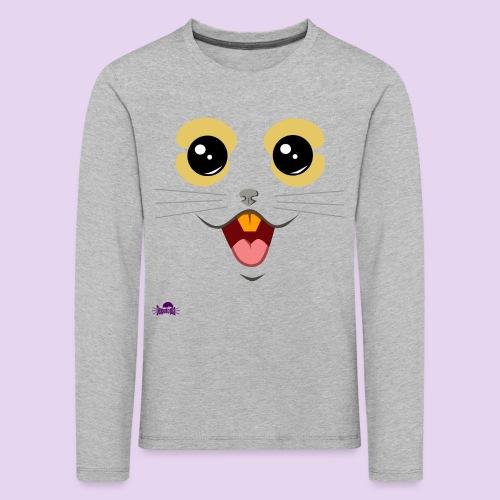 Degu Face Kids Longsleeve Tee - Kids' Premium Longsleeve Shirt