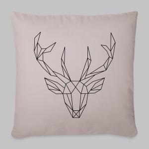Housse de coussin Cerf - Sofa pillow cover 44 x 44 cm