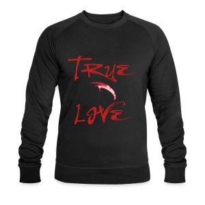 ALTERNATE ATTAX LOVE EDITION SWEATER - Männer Bio-Sweatshirt von Stanley & Stella