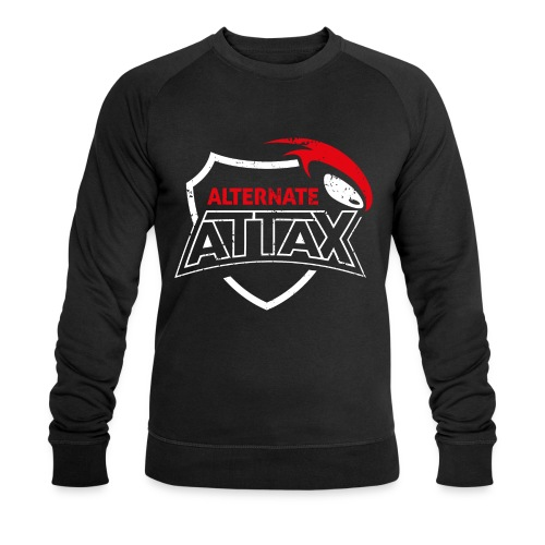 ALTERNATE ATTAX CLASSIC EDITION SWEATER - Männer Bio-Sweatshirt von Stanley & Stella
