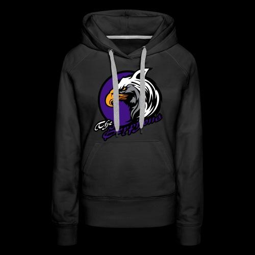 Gryphons single sided printed womens hoodie - Women's Premium Hoodie
