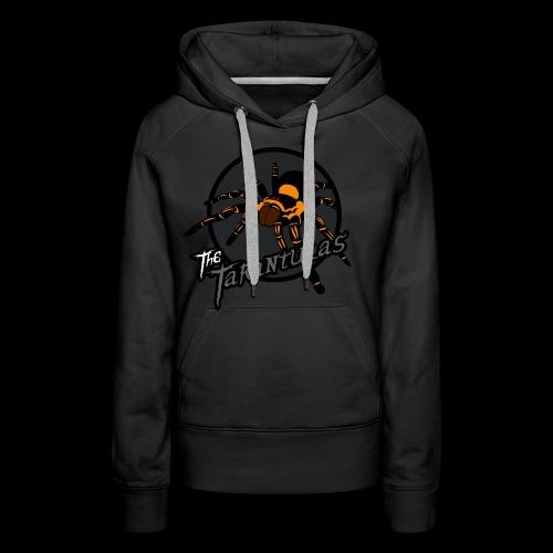 Tarantulas single sided printed womens hoodie - Women's Premium Hoodie