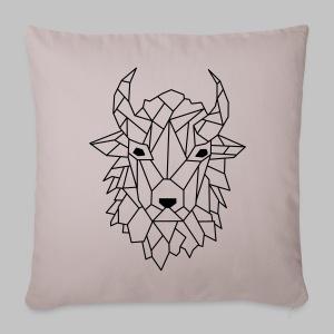 Housse de coussin Bison - Sofa pillow cover 44 x 44 cm