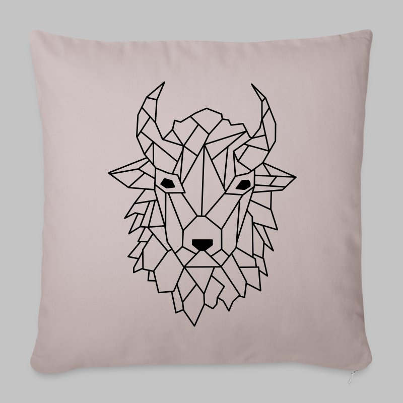 Housse de coussin Bison - Sofa pillow cover 44 x 44 cm
