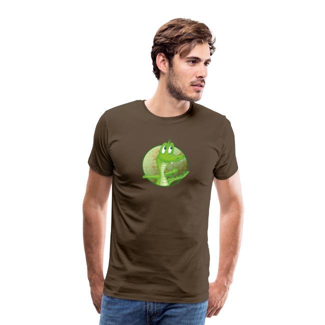 Kroko - Männer Premium T-Shirt