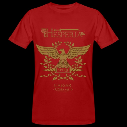 HESPERIA Caesar (Roman Eagle 1st version)- Shirt - Men's Organic T-shirt