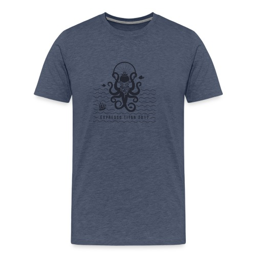Top 100 Titan (Premium) - Men's Premium T-Shirt