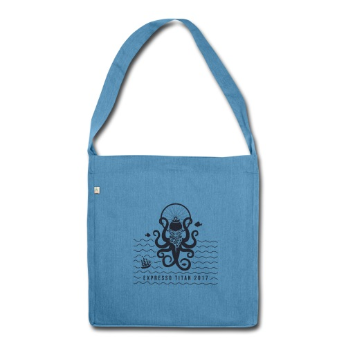 Top 100 Titan Bag - Shoulder Bag made from recycled material