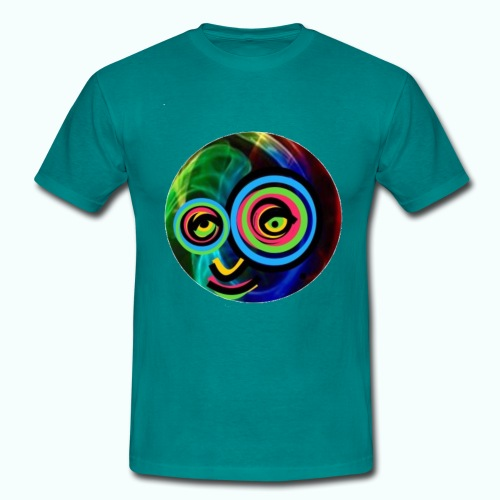 luzinger planet T-Shirts - Men's T-Shirt