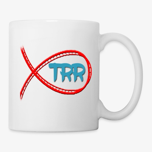 Mug - TRR Standard mug, not as good as the panoramic mug, but still quality enough to put in your collection!