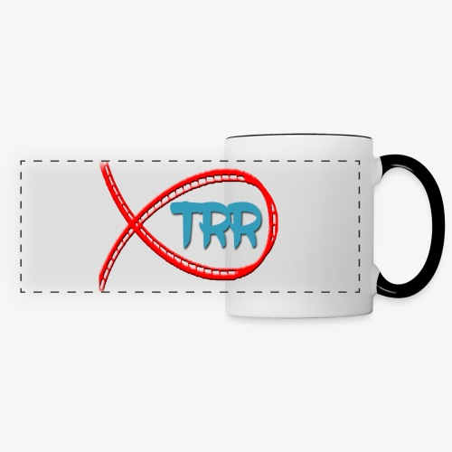 Panoramic Mug - TRR Panoramic mug, an upgrade on the standard mug - and possibly an upgrade in what it holds!