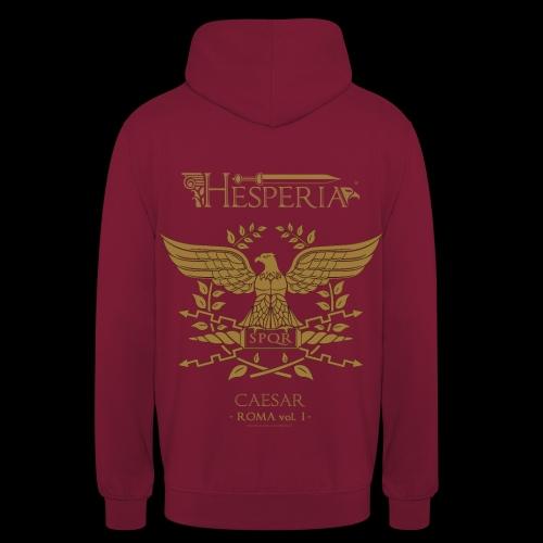 HESPERIA Caesar (Roman Eagle 1st version)-hoodie sweat shirt - Unisex Hoodie