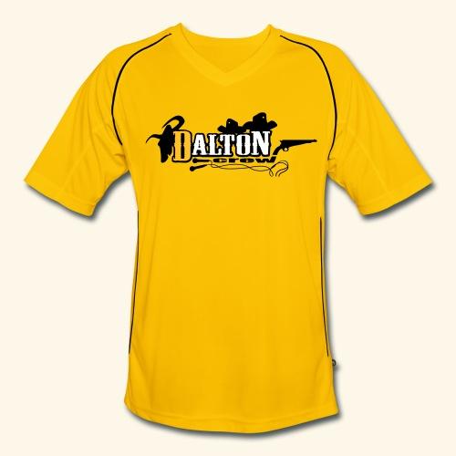 Maillot Sport Homme Jaune - Classic Édition - Dalton Crew Clothing - Maillot de football Homme