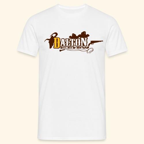 T-Shirt Homme Blanc - Original Édition - Dalton Crew Clothing - T-shirt Homme