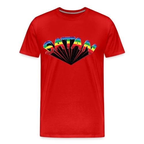 Tee satan - T-shirt Premium Homme