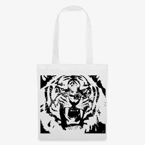 Tasche tiger - Stoffbeutel