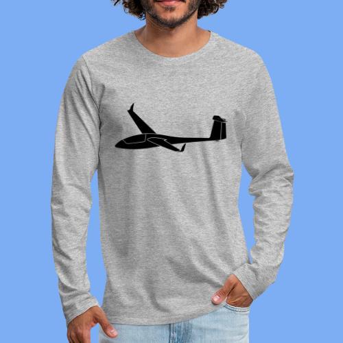 Std Cirrus with Winglets - Men's Premium Longsleeve Shirt