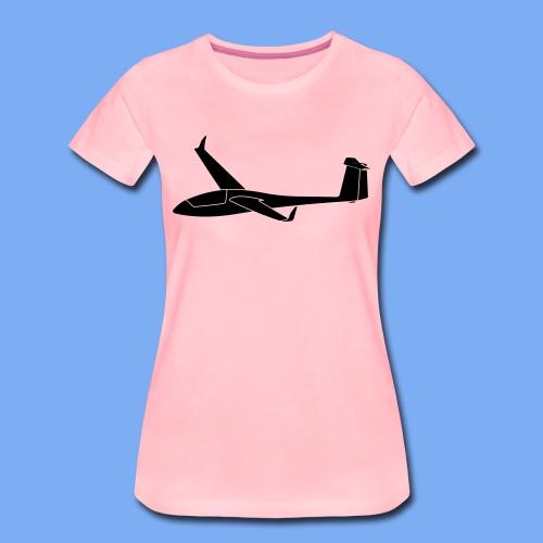Std Cirrus with Winglets - Women's Premium T-Shirt