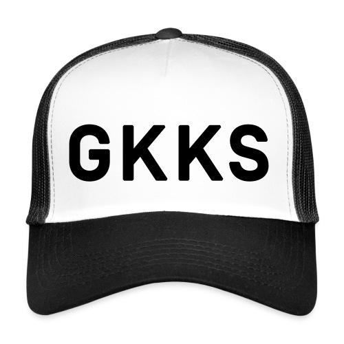 GKKS - cap - Trucker Cap