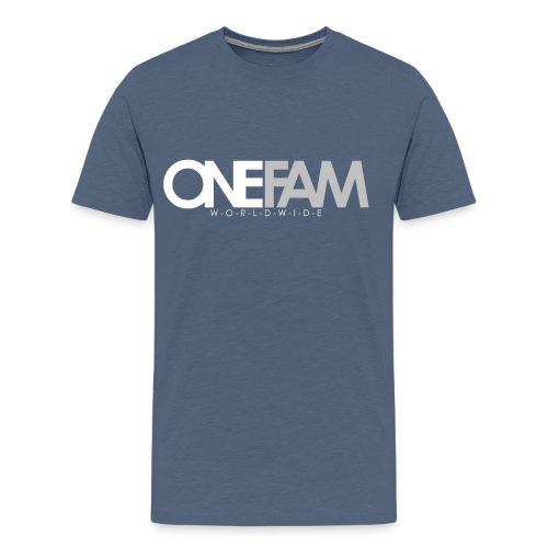 ONE FAM 2k17 - Männer Premium T-Shirt