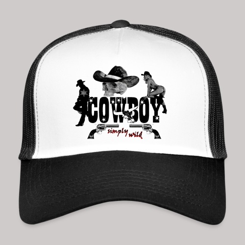 simply wild Cowboy - Trucker Cap