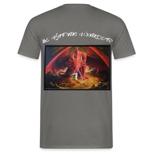 waping wonder - Männer T-Shirt