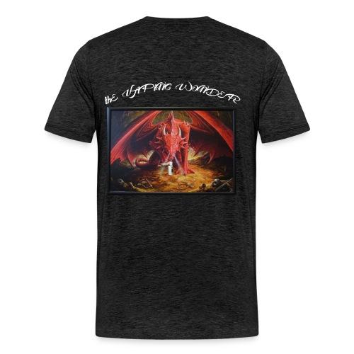 T-Shirt Drache bis 5XL - Männer Premium T-Shirt